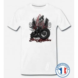 Bikers-Custom : T shirt biker iron rumbler's
