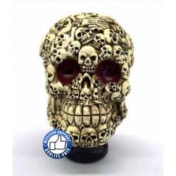 Pommeau de vitesses sugar skull