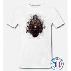 Bikers-Custom : T shirt biker time to rip
