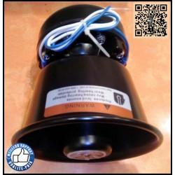 Haut parleur, speaker noir seul de 200w