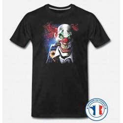 Bikers-Custom : T shirt biker the joker