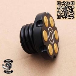 Bouchon de réservoir bullets